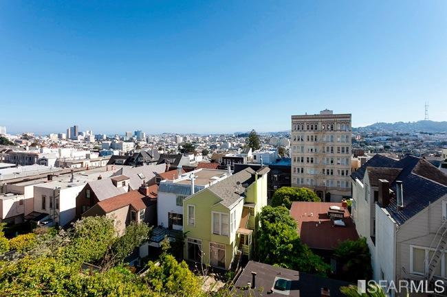 Pacific Heights Condo Goes 11% Under |  Elevator Ensures Minimal Neighbor Contact