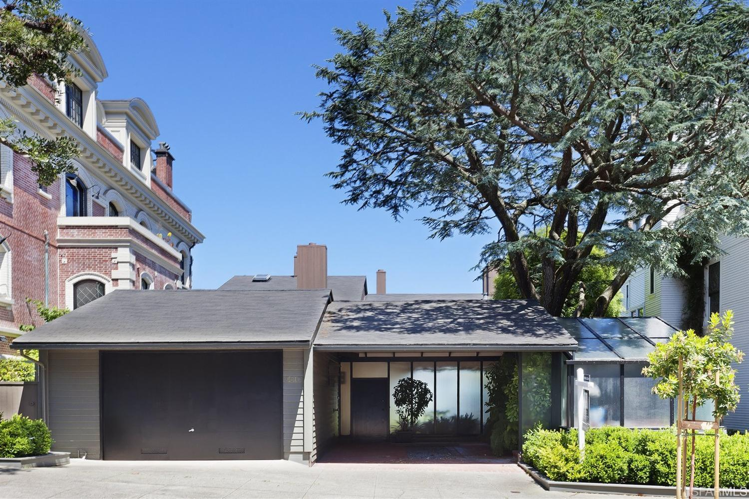 William Wurster Mid-Century Masterpiece Sells for $11,300,000 | Pacific Heights
