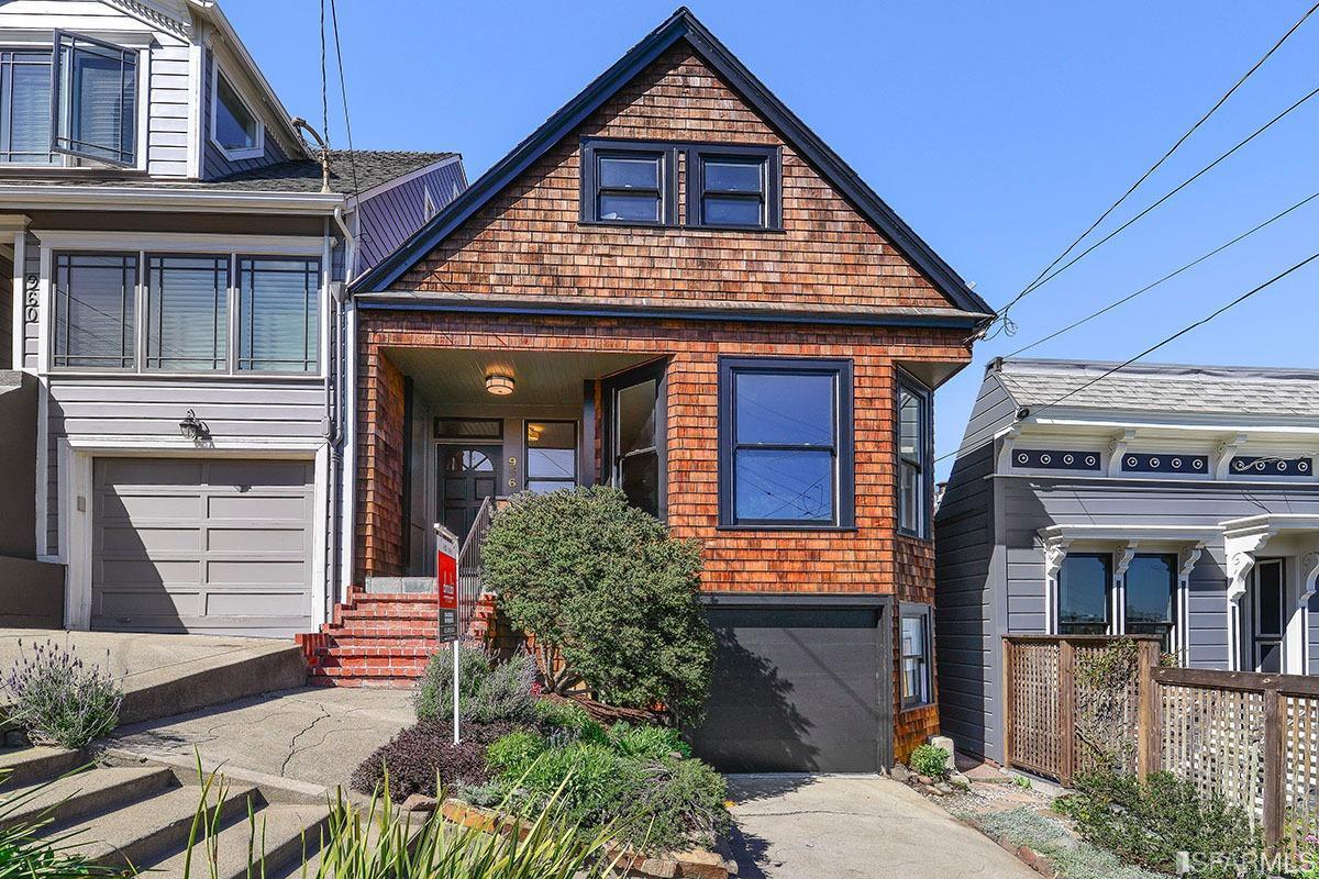 SOLD | 956 Elizabeth St. | Noe Valley | San Francisco