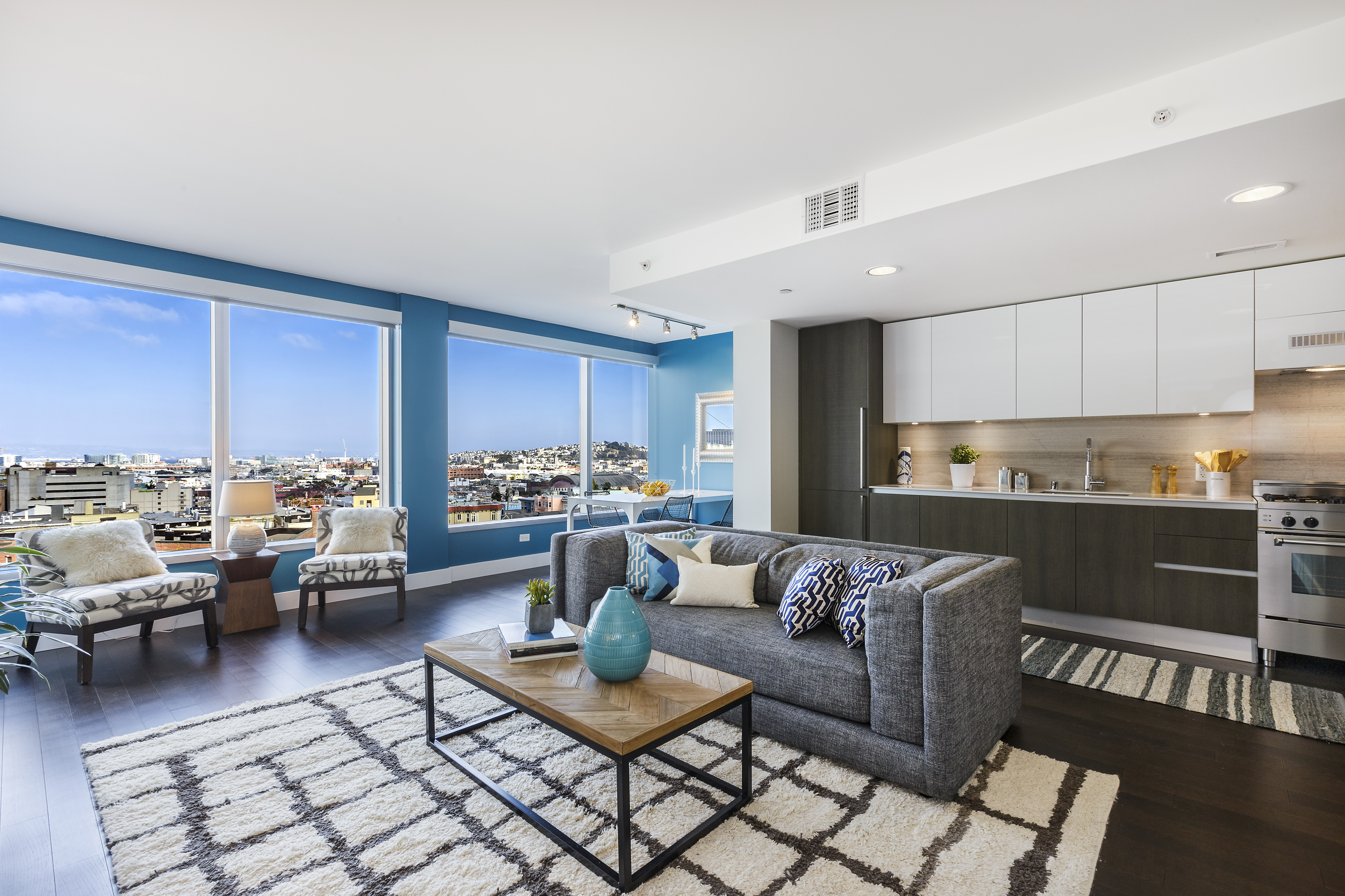For Sale | 8 Buchanan #612 | Hayes Valley | $1,295,000