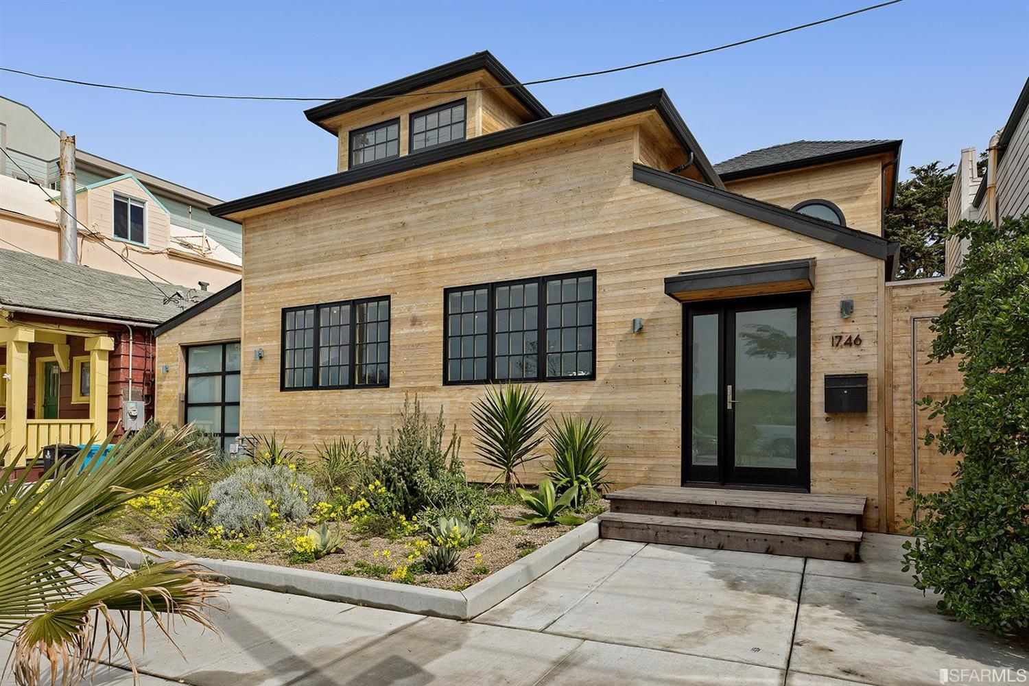 Adolf Sutro Ocean Beach Carriage House Gets Major Facelift And $2.6M Price Tag