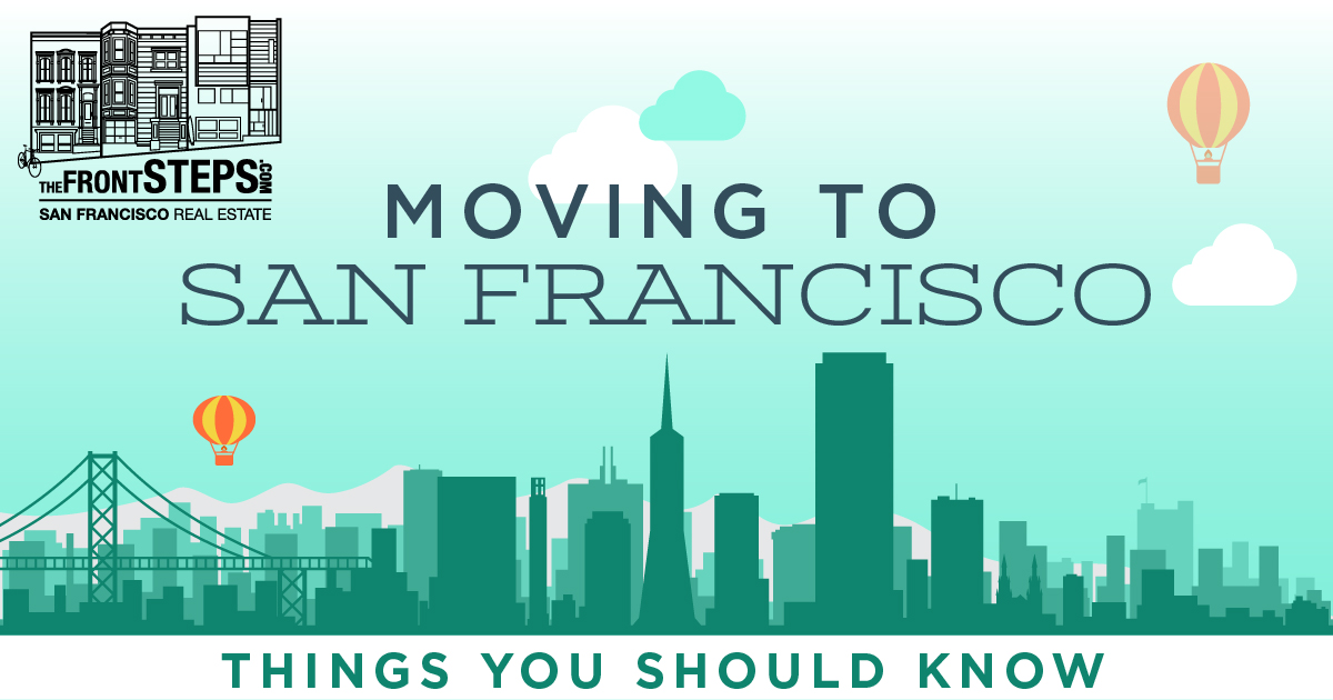 Moving To San Francisco | Things You Should Know | Infographic