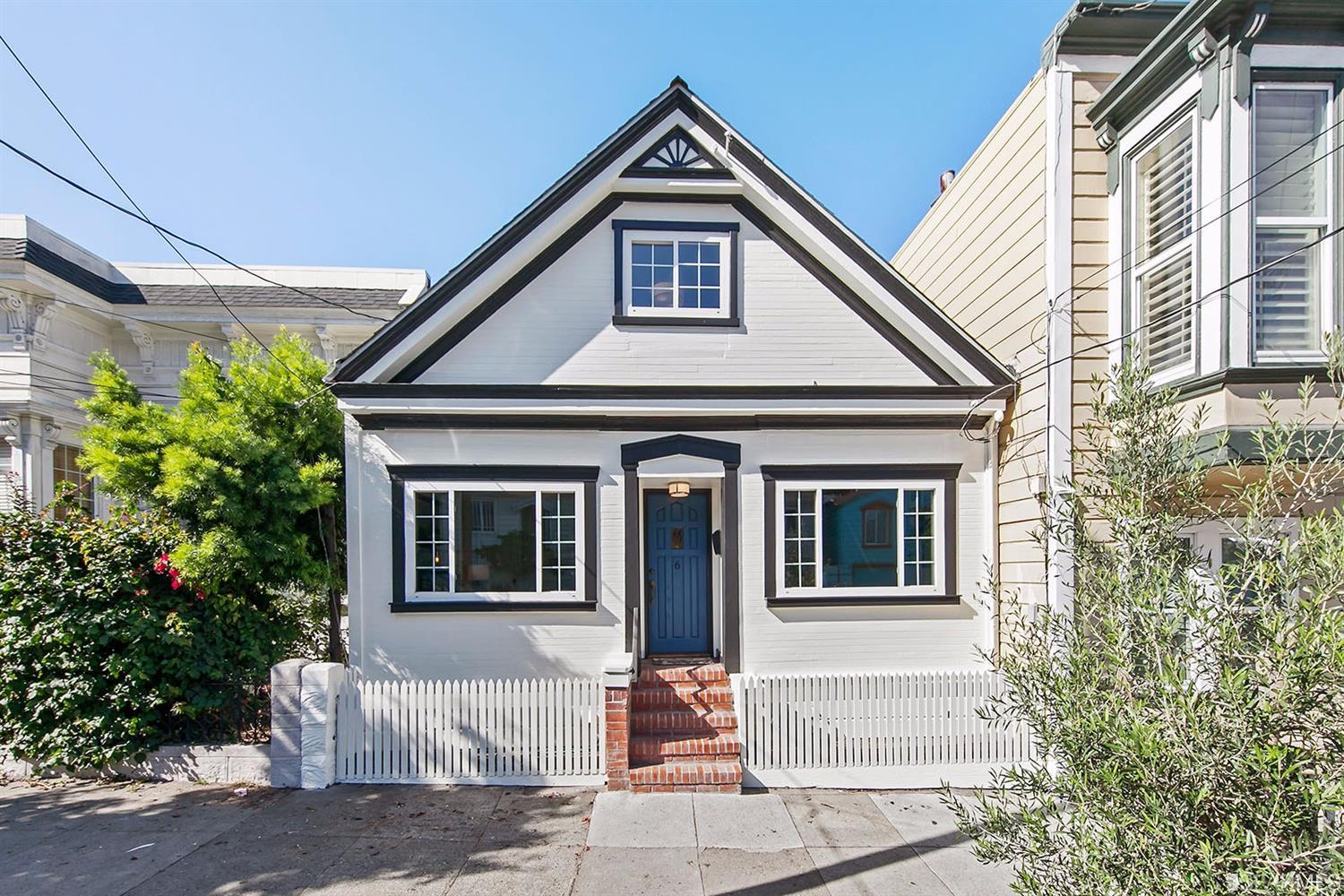 217 Single Family Homes For Sale In San Francisco … Right Now … That's It