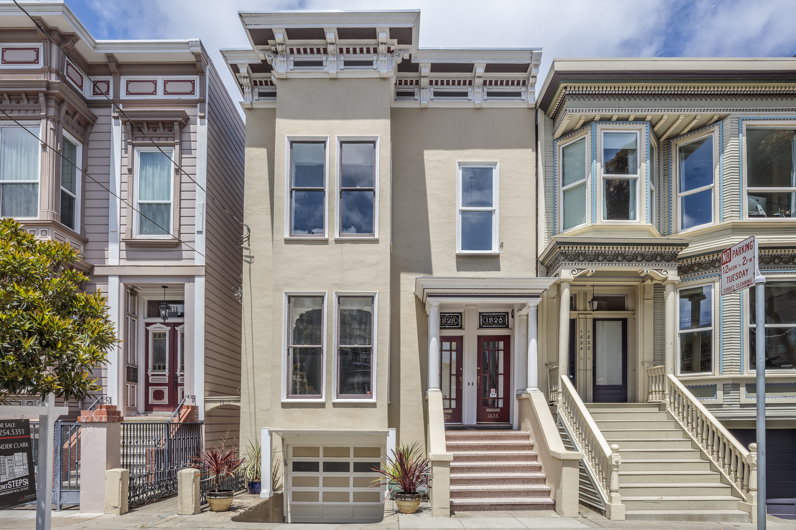Still Available! Top Floor 2+ Bedroom Victorian In A+++ Location