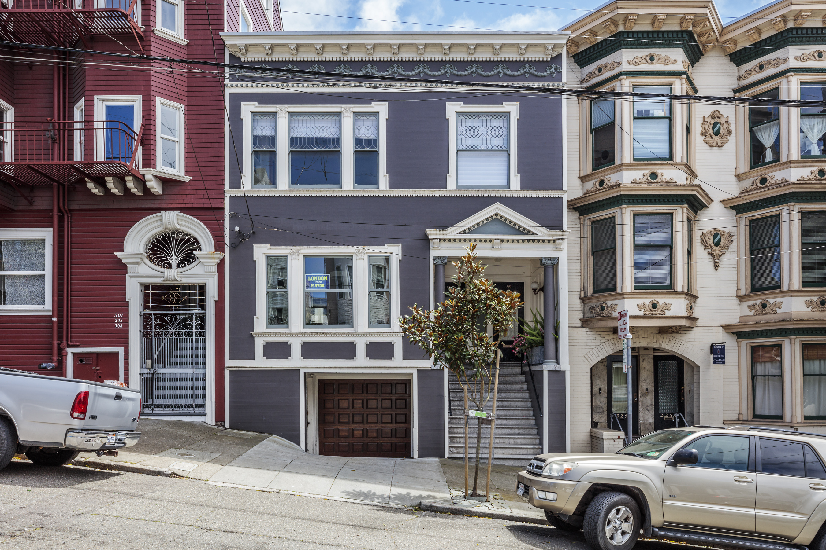 SOLD | 321 Frederick | $1,850,000 | Cole Valley