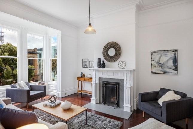 SOLD! | Haight Ashbury Victorian | $1,500,000