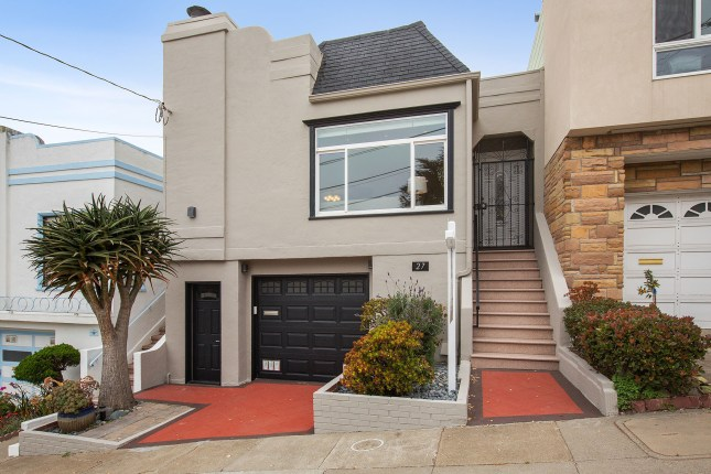 SOLD! | 27 Alta Mar Way | Outer Richmond / Sutro Height...