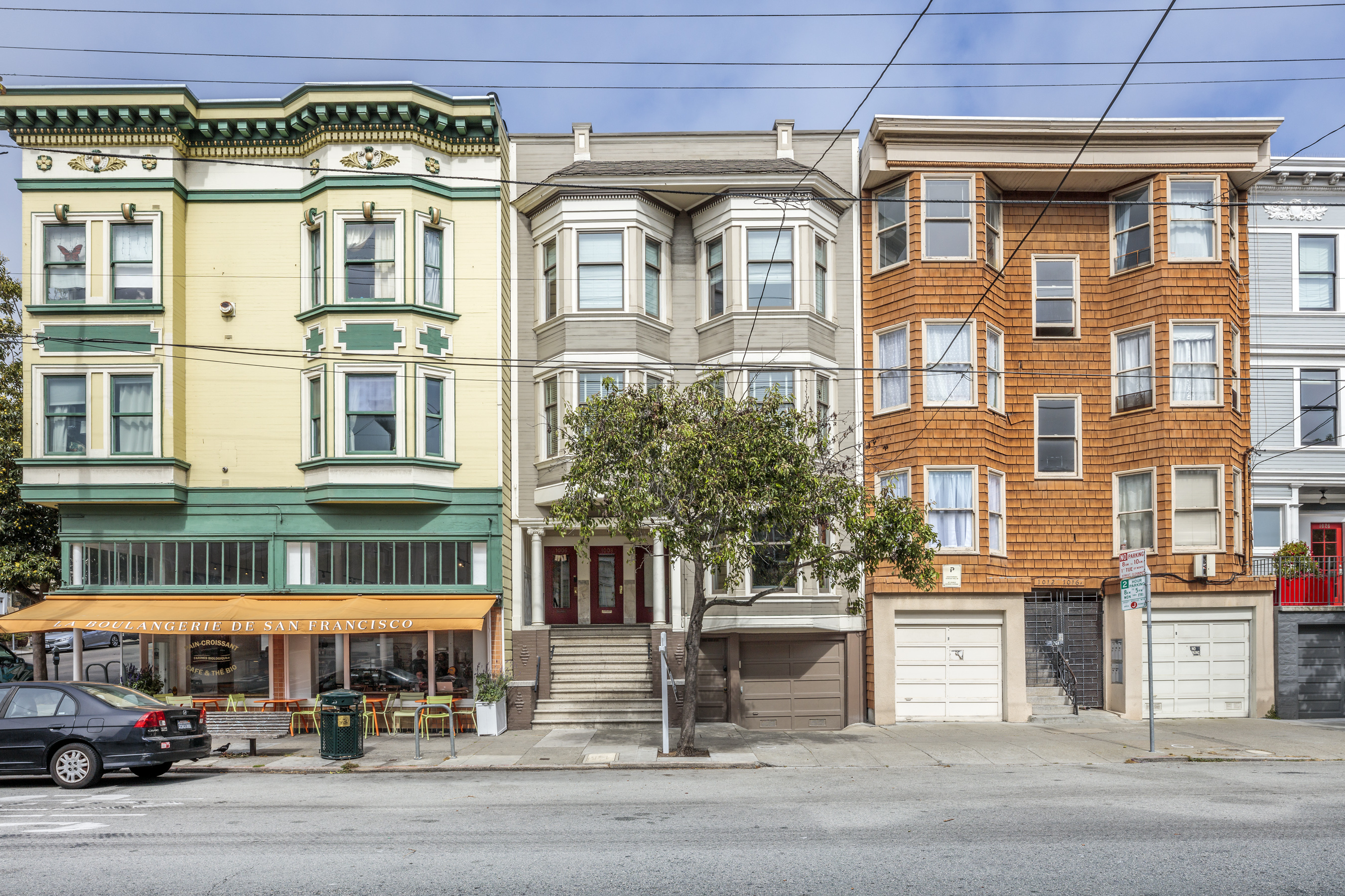 For Sale | 1010 Cole St. | Cole Valley | $1,245,000