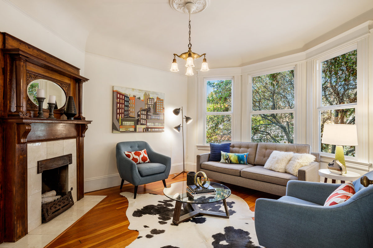 Potrero Hill TIC With Big Views And Superb Location Fetches $985,000