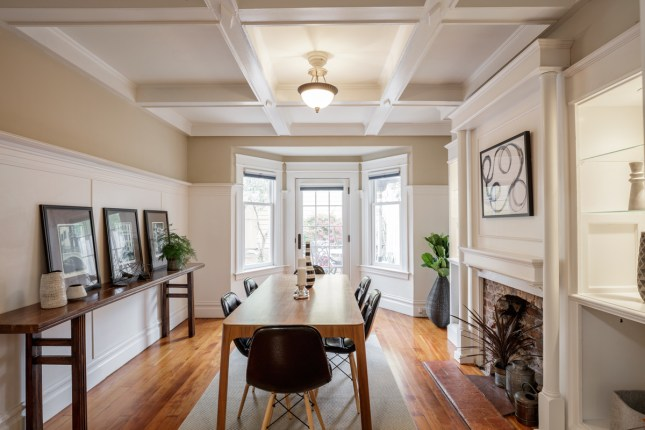 Cole Valley Condo Back On Market | New Price | New Look...