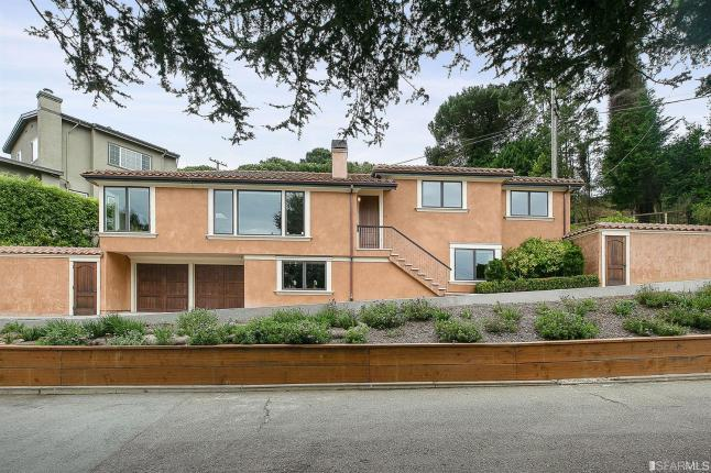 Supremely Located West Portal Home Sells For $2,500,000