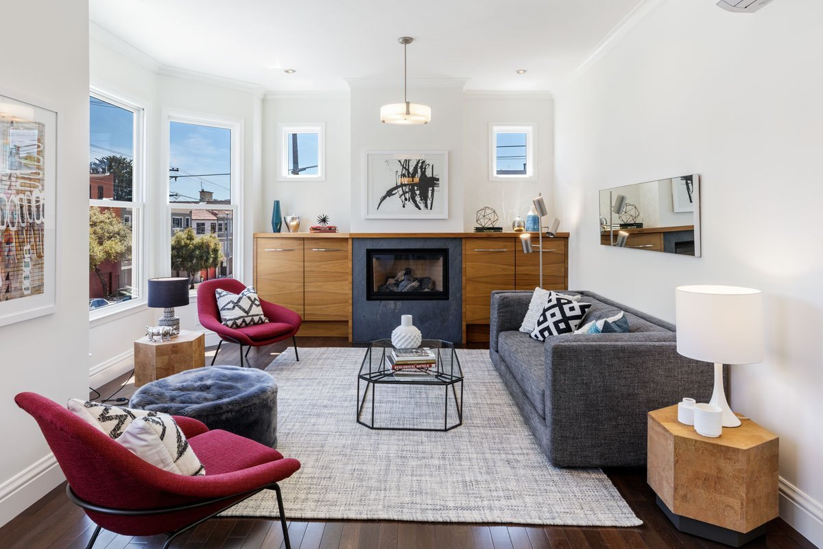 SOLD! 1296 Church St. | Noe Valley | $1,730,000