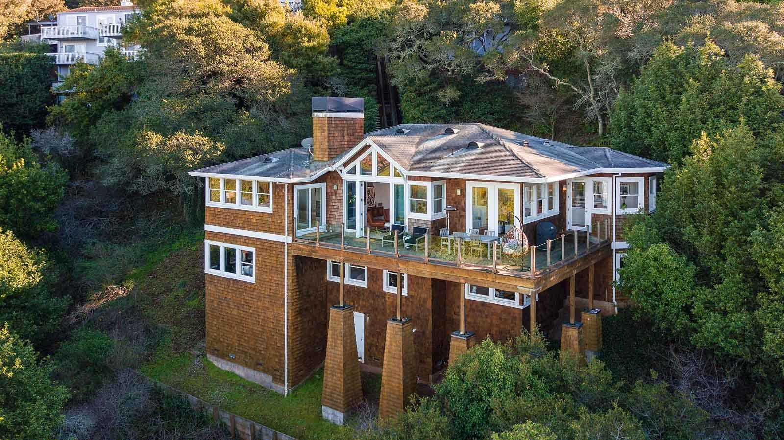 This Sausalito Beauty Offers One Very Rare Feature