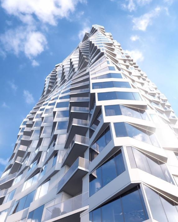 Wondering What it Would be Like to Live in the Twisting Tower? We Can Fill You in.