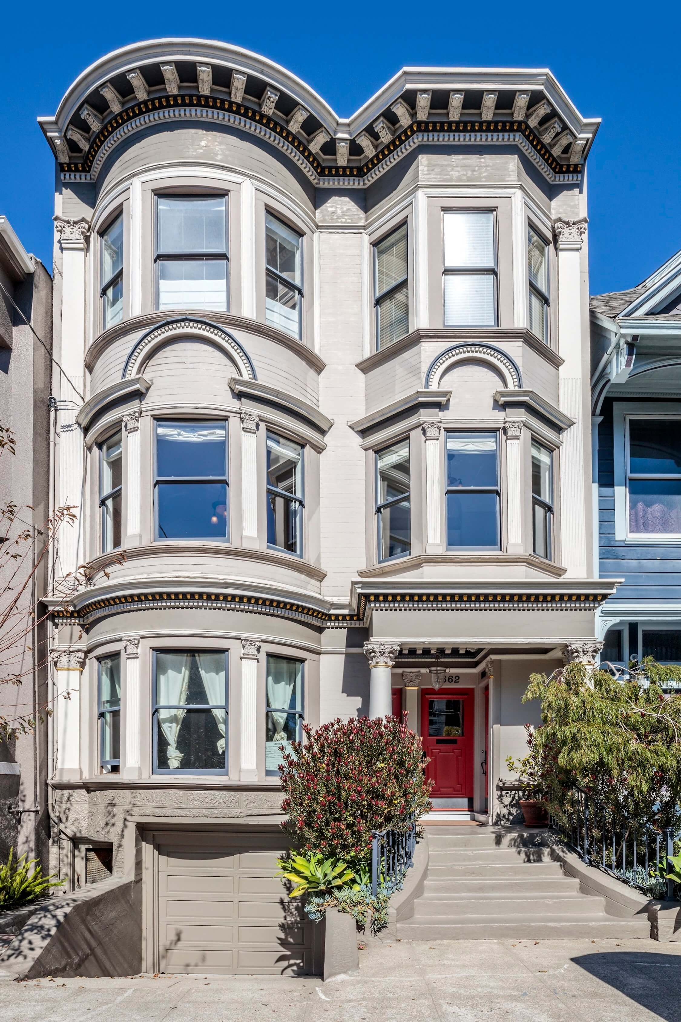 Haight Ashbury Victorian Flat Hits MLS Asking $1,700,000 – Wow Factor At 11