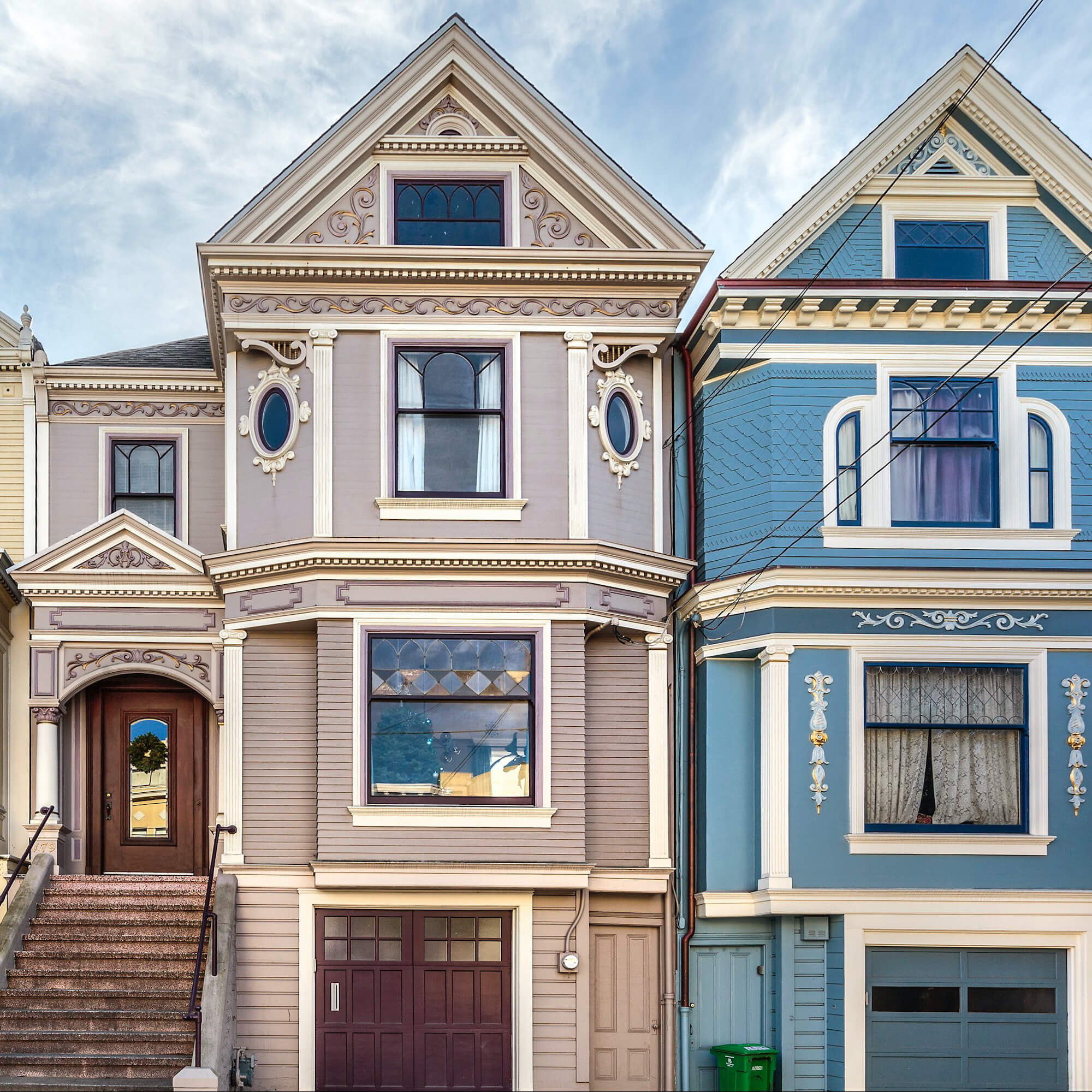 179 Carl in Ashbury Heights and Cole Valley