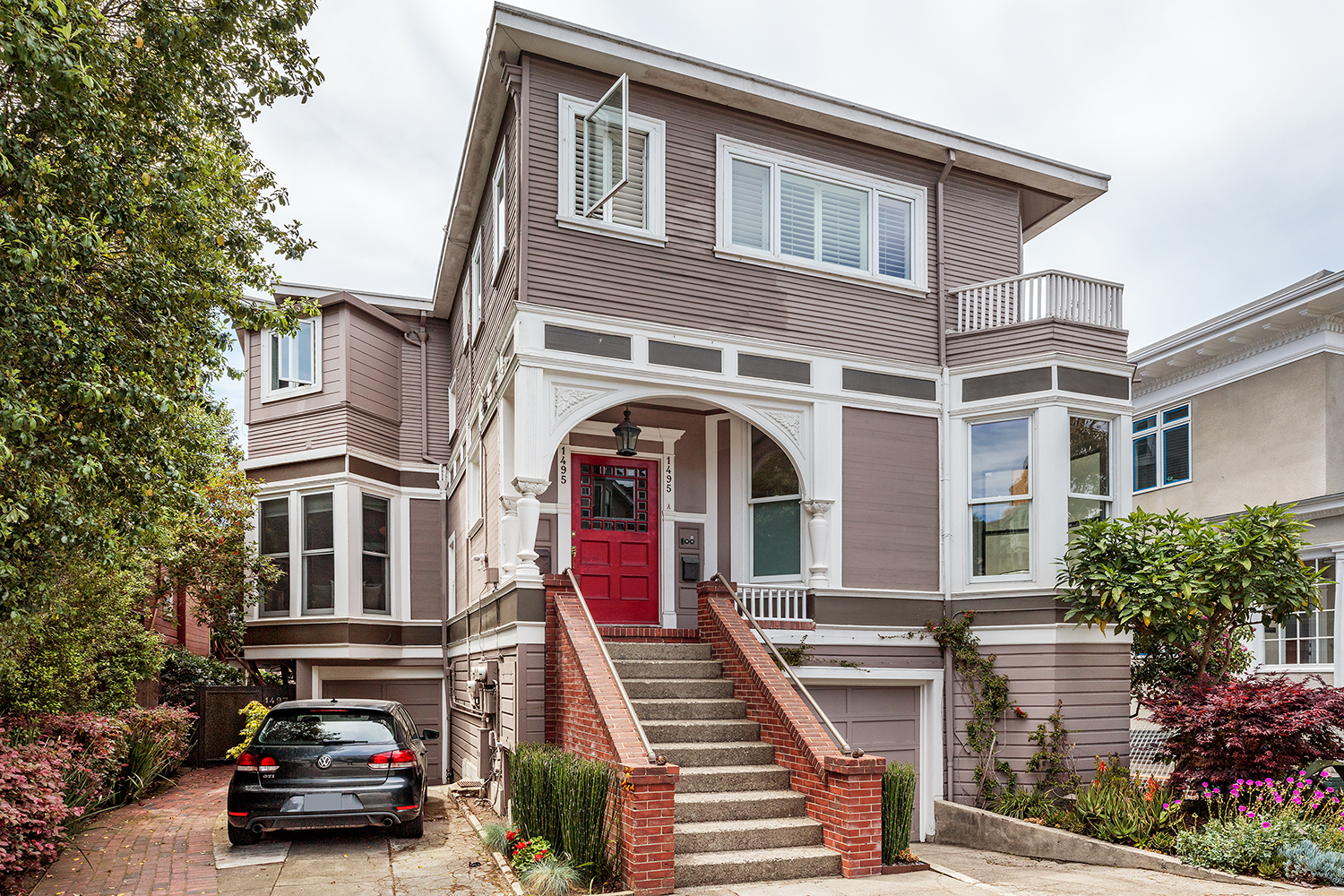 Ashbury Heights Victorian Condo | $1,450,000 | Not On MLS