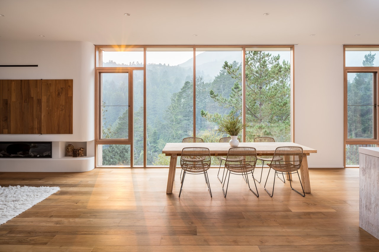 Custom Built Modern Retreat In Mill Valley for $12,000,000