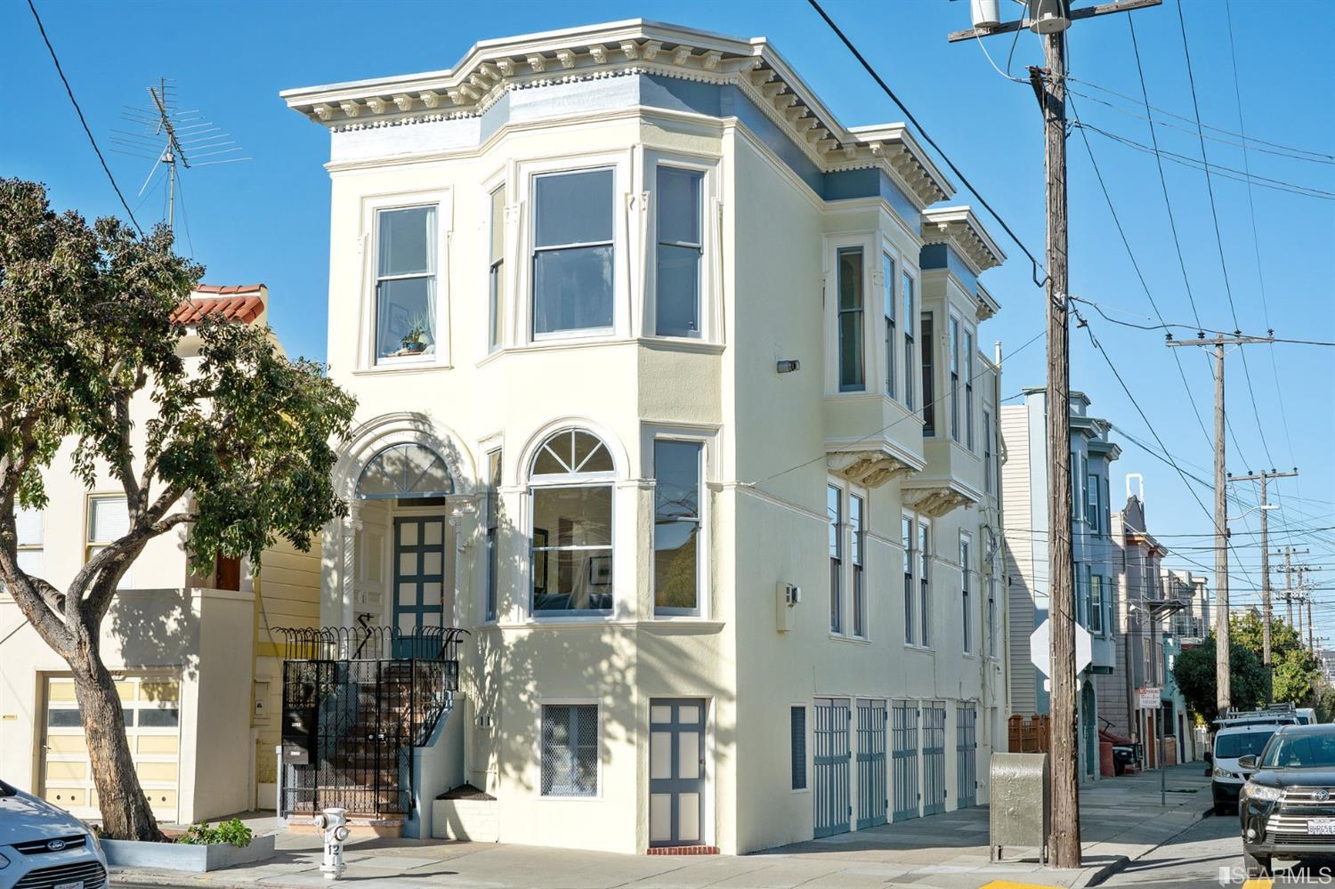 Maximum Overbid Of the Week: Circa 1900 Victorian Condo in The Mission Sells 35% Over