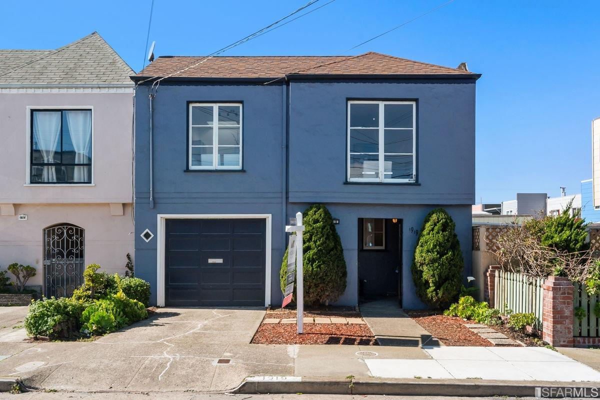 Outer Sunset Home Sells $401,000 Over Asking | Ocean Beach Surfers Everywhere Shake Their Heads
