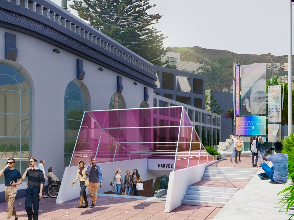 What To Do With Harvey Milk Plaza