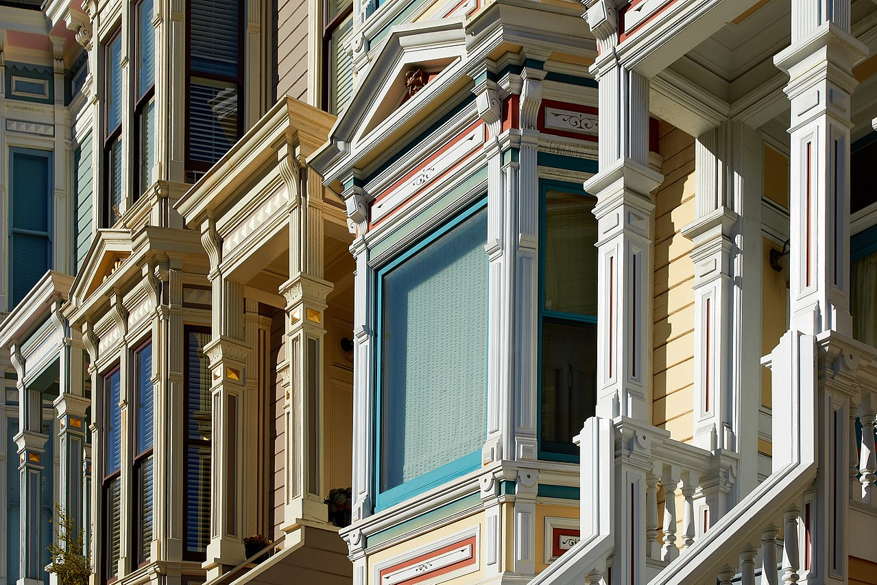 The Front Steps Guide To San Francisco Victorians