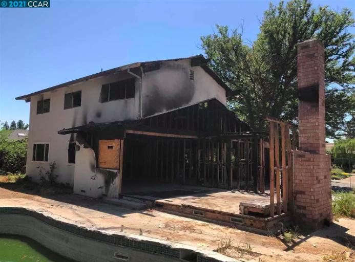 Walnut Creek House Burns Down, Sells For $1 Million