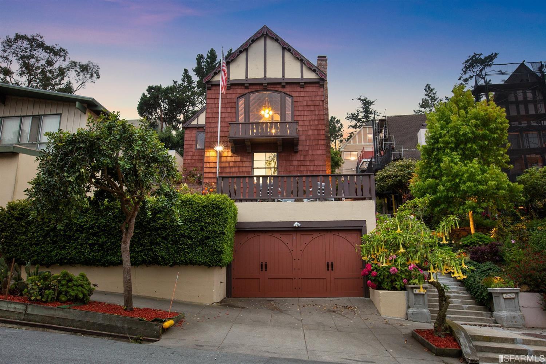 Soaring Forest Hill Tudor Asks $3.79 Million
