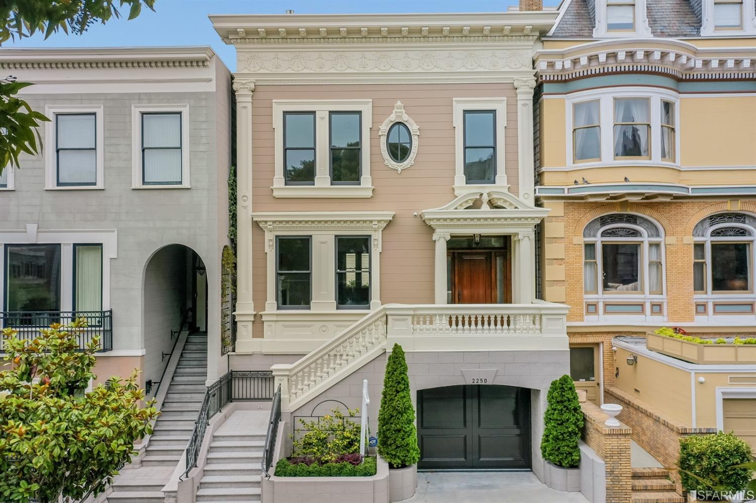 Redesigned Pac Heights Looker Asks $8.5 Million