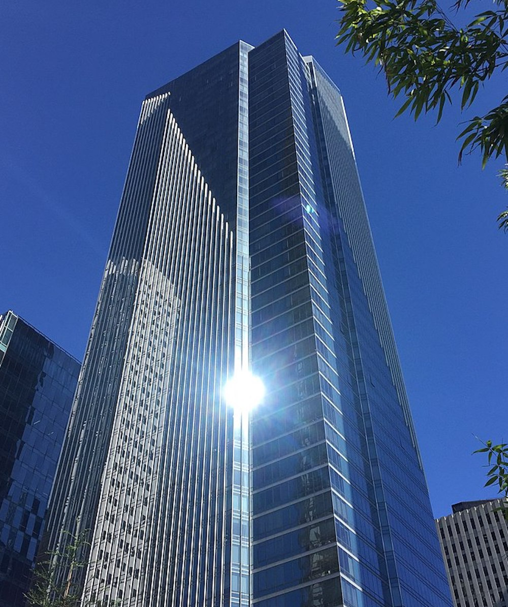 Rich People Are Still Buying Homes In the Sinking, Tilting Millennium Tower
