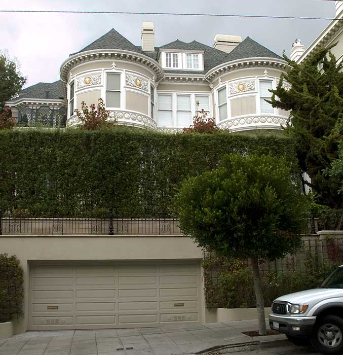 """""""Haunted"""" Pac Heights Mansion Listed For $5.74 Million"""