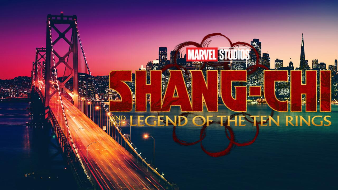 Mapping San Francisco Superhero Movies