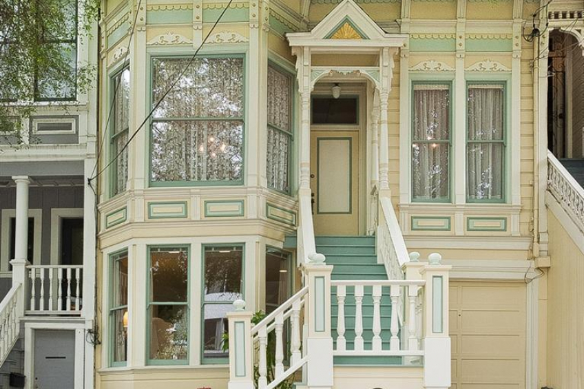 Before & After: 1890 Castro Victorian Renovation